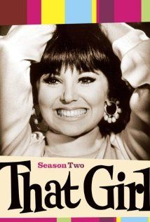 That Girl (1966–1971)  Ann Marie is a struggling actress living in New York City. In between trying to find jobs acting and modeling she has time for her boyfriend, Don Hollinger, and her dad, Lou Marie.
