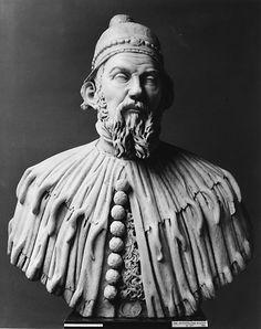 Portrait of Francesco Contarini, Doge (1623-24) (Venezia, Metropolitan Museum of Art, New York)