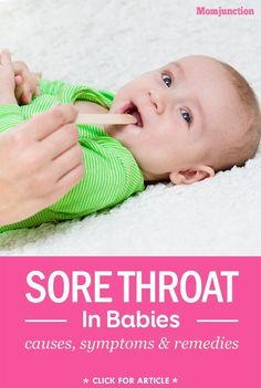 how to get rid of throat mucus in babies