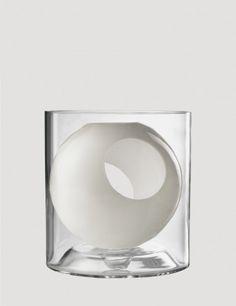 Muuto Four Vase, Opal/White