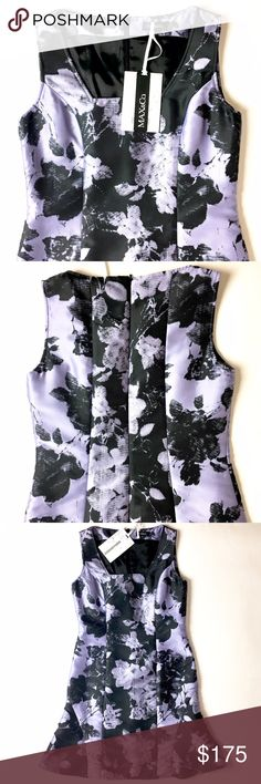 🆕 MAX&Co Dress Reasonable offers are welcome!   Details: Gorgeous sleeveless dress with eye-catching purple floral pattern. NWT in a size 4. Retail $305.  Kate Harrington Boutique does not trade or negotiate price in the comment section. However, for most items we may consider reasonable offers.   Happy Poshing! Max & Co. Dresses