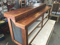 ‼️WE ARE NOW 8 10 WEEKS OUT ON ORDERS‼️ Starting 5 15 2020 Rustic Barnwood Bar with barn tin Dimensions Bars are tall in the back (working serving area), in the front (seating drinking area). Bar Lengths will vary depending on your specific Diy Home Bar, Bars For Home, Bar Chairs, Metal Chairs, Room Chairs, Swing Chairs, Study Chairs, Desk Chairs, Lounge Chairs