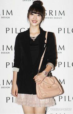 fx sulli at pilgrim fashion show