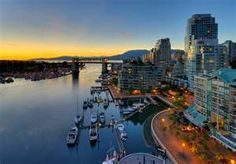 Visit beautiful Vancouver, British Columbia. Home of the 2010 winter olympics...whale watching, Skiing in Whistler amongst many other great things...