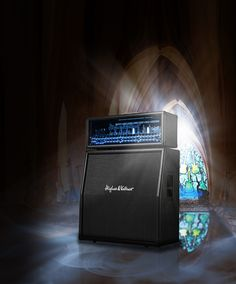 The Hughes & Kettner TriAmp Mark 3: we like to think it's the past, present and future of epic guitar tone... http://hughes-and-kettner.com/products/triamp/