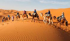 10 locais incríveis para visitar em Marrocos