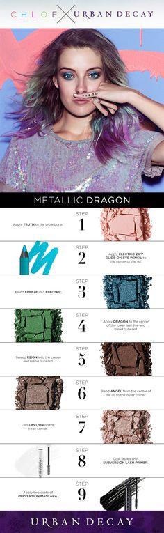 #metallicdragon
