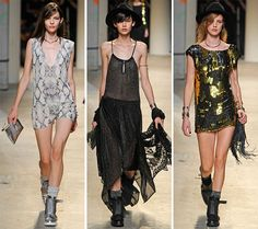 Zadig & Voltaire Spring/Summer 2014 RTW - Paris Fashion Week  #PFW #fashionweek #ParisFashionWeek