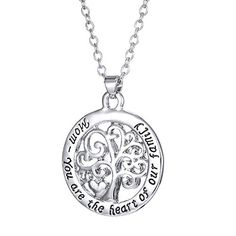 Engraved Pendant Necklace For Women.More info for best simple necklaces;trendy necklaces;long necklaces;cute necklaces for women;rose gold necklaces for women could be found at the image url.(This is an Amazon affiliate link and I receive a commission for the sales)