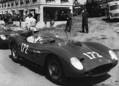 Ricardo Rodriguez / Pedro Rodriguez, Ferrari Dino 196S, Targa Florio, 1960 (7th).