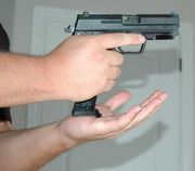 How to Practice Drills with Your Handgun: 22 steps - wikiHow