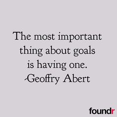 what are your short term goals