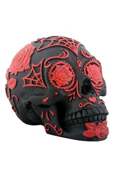Karma Mantra Sugar Skull Day Of The Dead Halloween Edition