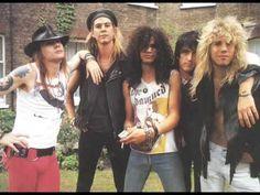Guns N Roses Reckless Life 1 10 1985 VERY RARE
