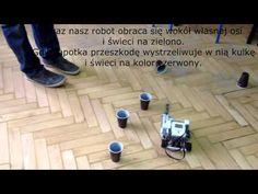 Zespół Szkół Zawodowych nr 2 w Starachowicach Lego Mindstorms, Home Appliances, Film, Youtube, House Appliances, Movie, Film Stock, Appliances, Cinema
