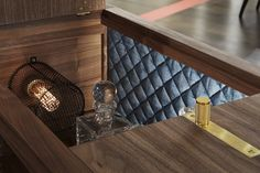 Whisky bar THE ROCKSTAR by Buster + Punch