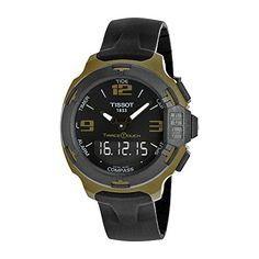 Men's Wrist Watches - TISSOT watch TRace TOUCH Aluminium tea race touch aluminum T0814209705706 Men ** Click on the image for additional details.