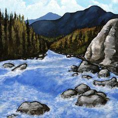 mountain-river-3.gif (900×900)