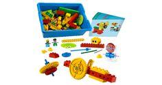 LEGO.com Education 9656 - Early Simple Machines Set