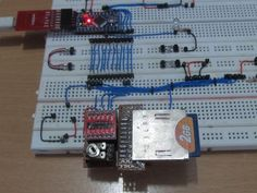 How To Use PS2 Keyboard To Store Text In SDCard Using Arduino