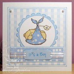My Crafty Life: Little Baby Bears...