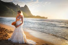 Paradise Bouquet And Rainbow Plumeria Lei Everything You Need To Get Married On Kauai Hawaii Destination Wedding Packages Customized Services
