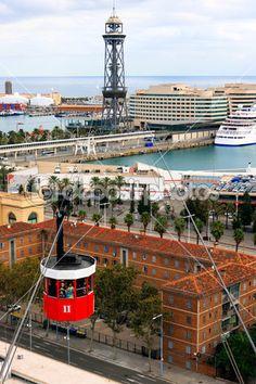 Barcelona, Port Cable Car