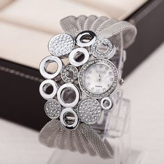 >> Click to Buy << New Arrival Women Watches Rose Gold Diamond Women Rhinestone Watches Lady Dress Watches sport relogio feminine #Affiliate