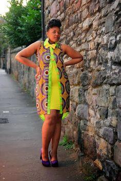 SkittlisFashion...: African Print