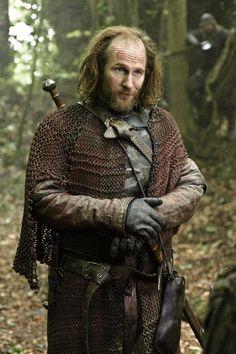 Thoros de Myr - Sacerdote Vermelho e Companheiro de Beric Dondarrion.