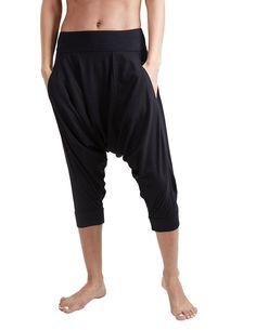 Proyog Women's Organic Yoga Dhoti Pants ** Review more details here : Yoga