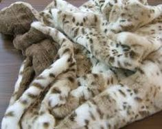 Image result for luxury fur throws