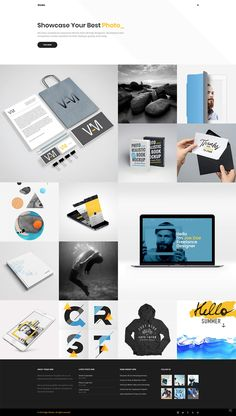 Node – Modern & Clean Multi-Concept WordPress Theme has 18 Stunning homepage layouts. Portfolio Images, Portfolio Layout, Blog Layout, Layout Design, Slider Images, Font Packs, All Themes, Social Icons, Custom Fonts