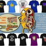 Concurso! Adrian Filmore te regala una #Faniseta de su catálogo