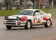 Toyota Celica WRC by ShaunPG, via Flickr 錦鯉