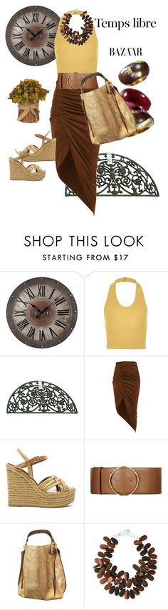 """Free Time"" by sandra-moreno-2 on Polyvore featuring Hedi Slimane, Topshop, Yves Saint Laurent, STELLA McCARTNEY, Ralph Lauren and NEST Jewelry"