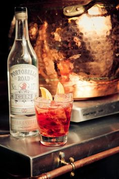 "The bar nails classic serves with homemade syrups, bitters and liqueurs; and provides more complex concoctions with a drinks menu featuring barrel-aged cocktails, ""Boat Drinks"" and a Greatest Hits list. The Smoked Negroni is a definite pick for those who enjoy a bitter kick. #negroni #gin #portobelloroad #leeds #cocktails #drinks #booze #liquor #bestbars #bars"