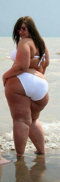 Sexy fat i tushie big beach