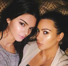 Strobing #kimkardashian #kendalljenner #makeup #maquillaje