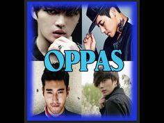 Oppas: Kim Jae Joong, Kim Hyun Joong, Choi Si Won y Jung Il Woo-Idols co...