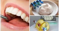 Don't waste your money on aggressive products to remove plaque. These 5 natural remedies will all improve your oral health and whiten your smile