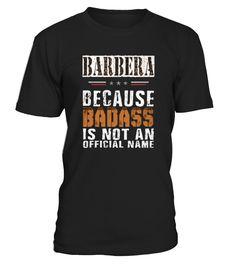 Best BARBERA Badass isn't name front Shirt  barber shirt, barber mug, barber gifts, barber quotes funny #barber #hoodie #ideas #image #photo #shirt #tshirt #sweatshirt #tee #gift #perfectgift #birthday #Christmas