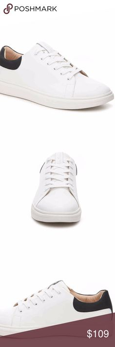 SAM EDELMAN - JIMMY SNEAKER Show off your athleisure style in the Sam Edelman Jimmy sneaker. These leather low-tops are sleek and casual, perfect for your casual lifestyle.  FEATURES  Leather upper Lace-up Round toe Padded collar and tongue Leather lining Removable cushioned leather insole Vulcanized synthetic sole Imported SAM EDELMAN Shoes Sneakers