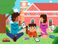 Edutopia blogger Andrew Marcinek looks at the ethical and practical sides of digital citizenship, and suggests a mindful path for teaching the necessary skills in the elementary grades.