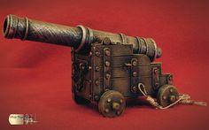 Naval Gun XVIII Century by ~Diarment on deviantART