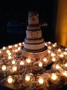 18 Gold Cake Stand  Gold Wedding Cake Stand by BringOutTheBling, $70.00