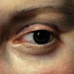 Rubens: Retrato de joven dama con rosario, c. 1609-1610, óleo sobre tabla, 107 x 76,7 cm #Thyssen365 @museothyssen