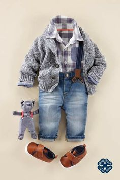 f6e823588 71 imágenes increíbles de ropa de bebe hombre