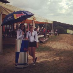 Our beautiful hostess working on Red Bull campaign. Golf Events, Red Bull, Campaign, Beautiful
