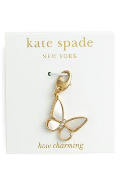 kate spade new york 'how charming' novelty charm available at #Nordstrom